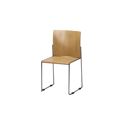stacking chair consento ravenna sth