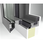Reynaers - Window - MasterLine 8 SoftTone