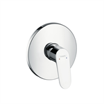 Focus Single lever shower mixer for concealed installation 31965003
