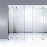 Horizontal Sliding Wall System - HSW GP Stacking Single-Side