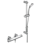 ceratherm t20 shower mixer exposed offset & shower system 600