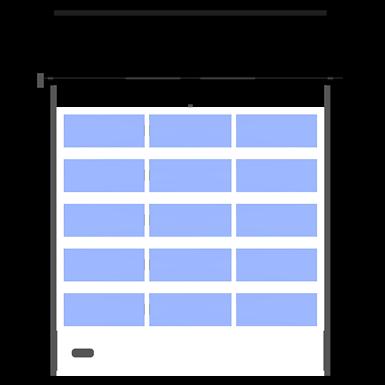 element'r sectional doors