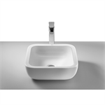 KHROMA 400 Over countertop basin