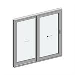 STRUGAL S110P Window (One-Leaf+Fixed-Leaf)
