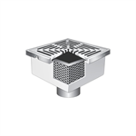 Large Capacity 15 in. Square Floor Drain - FD-1390