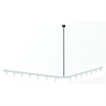 cavere ceiling support  l = 1000
