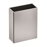 510461s wall-mounted bin, 25 litres