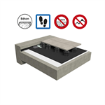 systems for accessible roof concrete