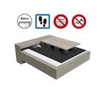 systèmes pour toiture accessible béton