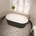 "Nokori Oval 67"" x 37"" x 24"", Therapeutic Bath, Freestanding"