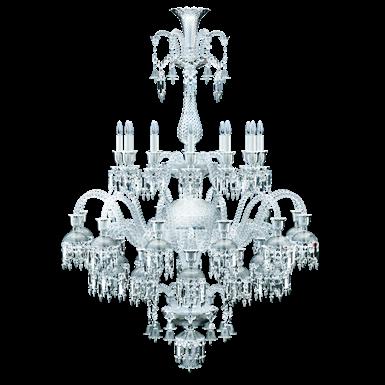 solstice chandelier 36l