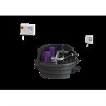 kessel-rückstauhebeanlage duo ecolift xl,2-motor-klappen,spf1400-s1,t0
