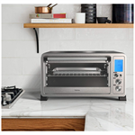 Digital Countertop Convection Oven 1500 Watts, Stainless Steel