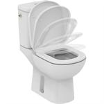 tempo/kheops seat & cvr white scl