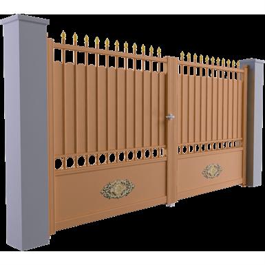 tradition line - dinan swinging gate model