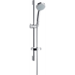 Croma 100 Shower set Vario with shower bar 65 cm and soap dish 27772000