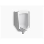 bardon™ high-efficiency urinal (heu), washdown, wall-hung, 0.125 gpf to 1.0 gpf, rear spud