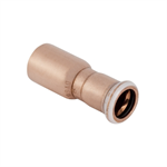 Geberit Mapress Cu Reducer with plain end