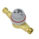JS130 6,3 -NK; -NKP MASTER+ Vane-Wheel Single-Jet Dry Water Meter