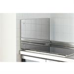 BN550A 防熱板 側壁用・ステンレス製 IHヒーター用・IHヒーター据置タイプ用