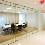 interior glass walls pure® series - pivot - bts closer_r14