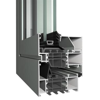reynaers - window door - masterline 8