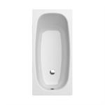 HOTEL 1600x750 rectangular bathtub (w/ anti slip)