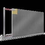fassadenplatte sand verkleidung stahl steg lr verlegung v durchsetzende befestigungen
