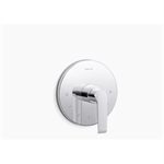 avid® thermostatic valve trim with lever handle