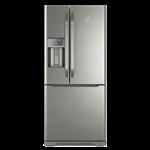 Geladeira French Door Electrolux com Dispenser de Água e Gelo na Porta 538L Inox (DM85X)