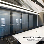 moViSTA Acoustic Glasswall