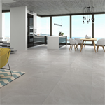 Collection Brancato colour Gris Floor Tiles