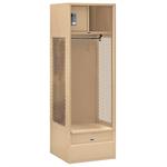 70000 Series Standard Metal Open Access Lockers