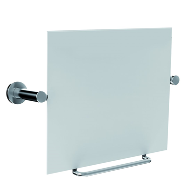 Inox Care Miroir inclinable sans luminaire 590x500