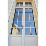 double wood french door - new construction