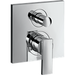 AXOR Citterio Single lever bath mixer for concealed installation with lever handle 39455000