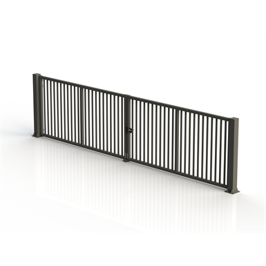 Swing gate AQUILON®