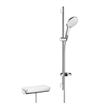 Raindance Select S Shower system for exposed installation 27037400
