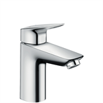 MyCube Single lever basin mixer L with pop-up waste set 71011000