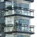 Balcony facades
