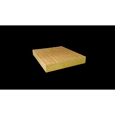 rockacier b nu energy (fr) under bituminous membrane for flat metal roof