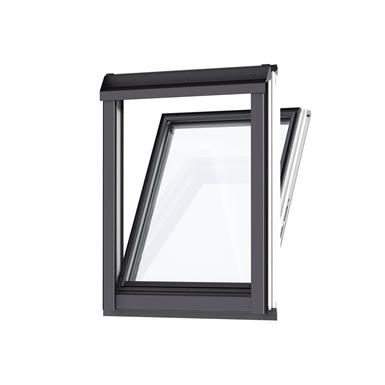 Vertical Pinewood Window Element Bottom-hung - VFE