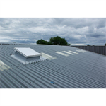 ONDUCLAIR RENOV: Over-roofing restoration and insulation system for old fibre-cement and metal roofs