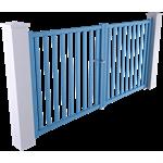 horizon line - tirana swinging gate model