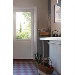single pvc french door carlis.j - renovation