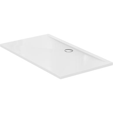 ultra flat shower tray 160x90 rectangular