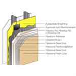 pebbletex ci dca design - finestone wall systems