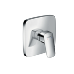 Logis Single lever shower mixer for concealed installation 71605003