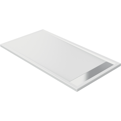 strada rectangular shower tray 1700x900mm