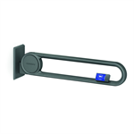 cavere suspendable lift-up support vario, l = 600, with base plate and wireless remote control right